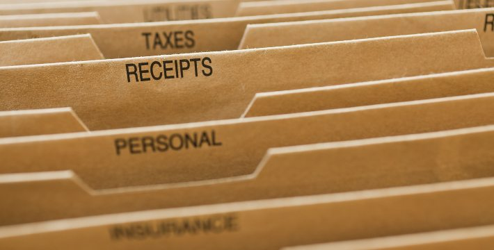 how long to keep tax records